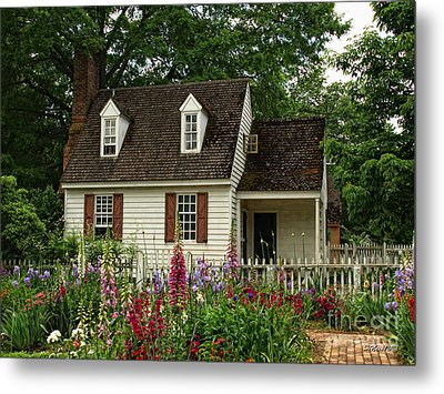 Quaint  Metal Print