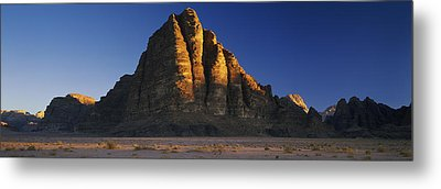 Rock Formations On A Landscape, Seven Metal Print by Panoramic Images