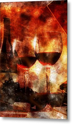 Saint-amour Metal Print