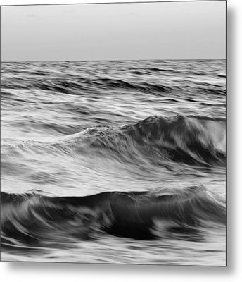 Salt Life Square 2 Metal Print by Laura Fasulo