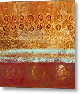 Seasonal Shift Metal Print by Carol Leigh