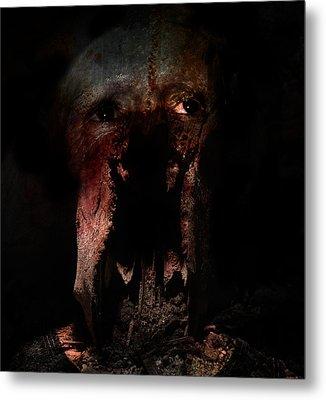 Seeing In Dreams Metal Print by David Fox