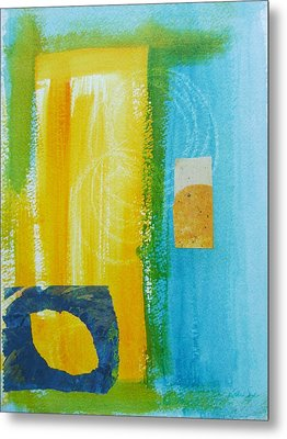 Shades Of Summer Metal Print by Katherine Sands