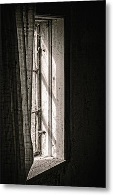 Shying From The Light Metal Print by Odd Jeppesen