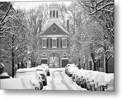 South Street Headhouse  Metal Print