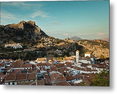 Spain, Andalucia Region, Cadiz Metal Print by Walter Bibikow