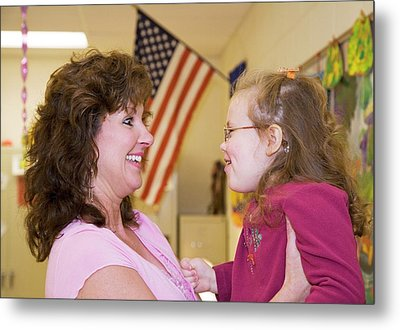 Special Education School Metal Print