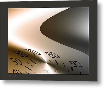 Speed Limit 70 Metal Print by Steve Godleski