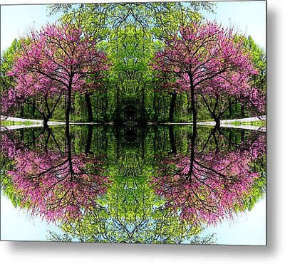 Spring Metal Print by Dale   Ford