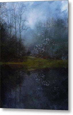 Spring Mornings Metal Print by Ron Jones