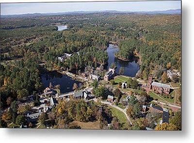 St. Pauls School, Concord Metal Print by Dave Cleaveland