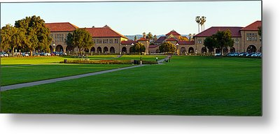 Stanford University Campus, Palo Alto Metal Print by Panoramic Images