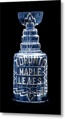 Stanley Cup 2 Metal Print by Andrew Fare