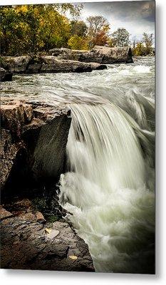 Stormy Waters Metal Print by Douglas Pike