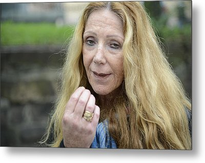 Street People - A Touch Of Humanity 1 Metal Print