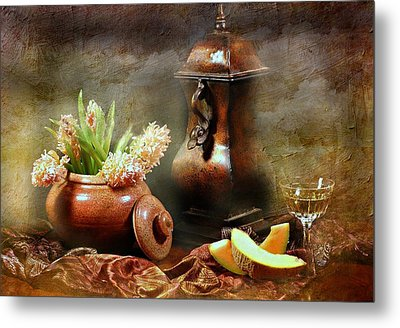 Style Classic Metal Print by Diana Angstadt