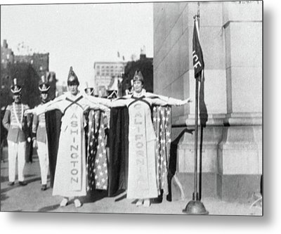 Suffragettes, 1915 Metal Print by Granger