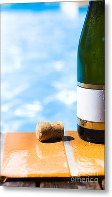 Summer Party Metal Print by Jorgo Photography - Wall Art Gallery