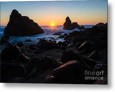 Sun Kissed Metal Print by CML Brown