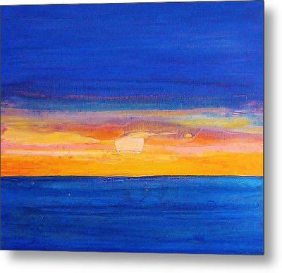Sunrise 2012 Metal Print
