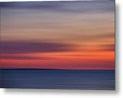 Sunset Over Herring Cove 002 Metal Print