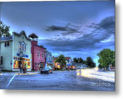 Sutton's Bay Evening Metal Print by Twenty Two North Photography