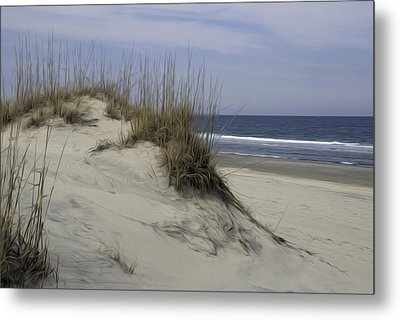 The Dunes Metal Print by Kelvin Booker