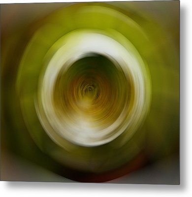 The Journey - Abstract Art By Sharon Cummings Metal Print