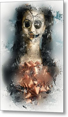 The Nightmare Before A Bloody Mary Christmas Metal Print by Jorgo Photography - Wall Art Gallery