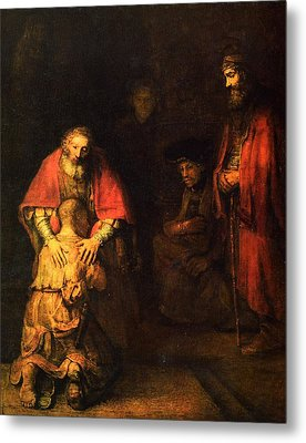 The Prodigal Son Metal Print