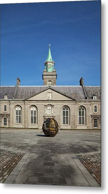 The Royal Hospital - Now The Museum Metal Print