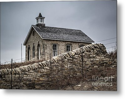 The Wall  Metal Print by Jim McCain