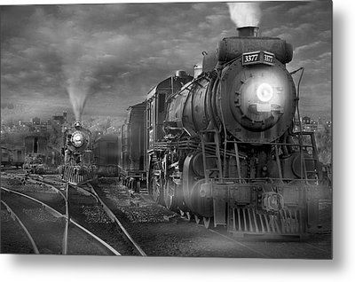 The Yard Metal Print by Mike McGlothlen