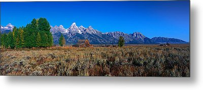 This Is Grand Teton National Park Metal Print by Panoramic Images