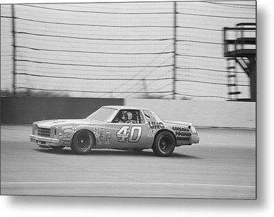 Tim Richmond Metal Print