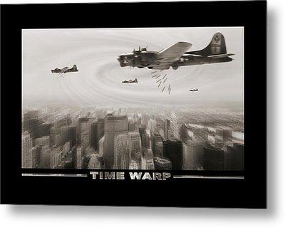 Time Warp Metal Print by Mike McGlothlen