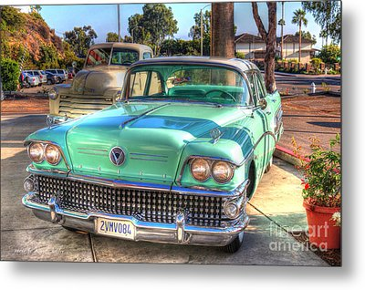 Timeless Metal Print by Kevin Ashley