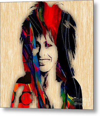 Tina Turner Collection Metal Print by Marvin Blaine