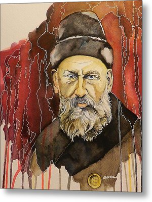 Tolstoy Metal Print
