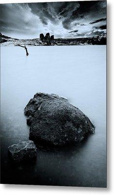 Tranquility Metal Print by Okan YILMAZ