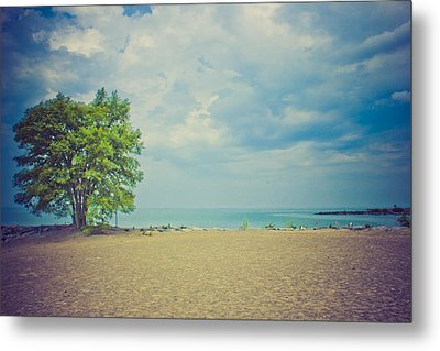 Metal Print featuring the photograph Tranquility by Sara Frank