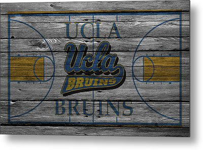 Ucla Bruins Metal Print by Joe Hamilton