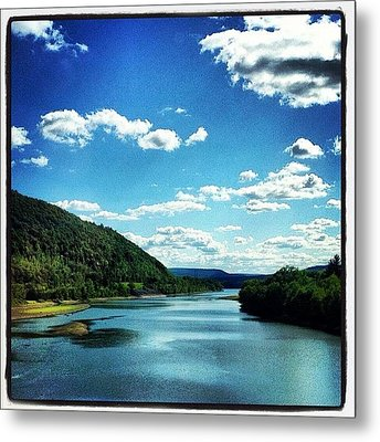 Upstate Ny Metal Print by Mike Maher