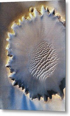 Victoria Crater Metal Print by Patricia Januszkiewicz