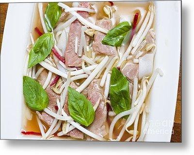 Vietnamese Food Details Metal Print by Jorgo Photography - Wall Art Gallery