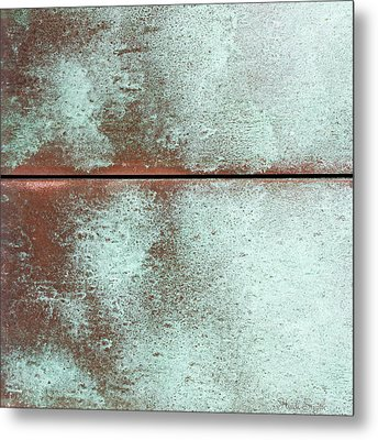 Metal Print featuring the photograph Well Worn by Heidi Smith
