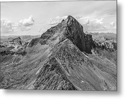 Wetterhorn Peak Metal Print by Aaron Spong