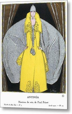 Women's Fashion, 1920 Metal Print by Granger