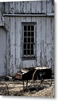Yesterday Metal Print by Kirt Tisdale