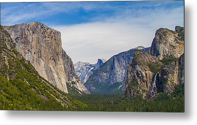Yosemite Valley Metal Print by Brian Williamson